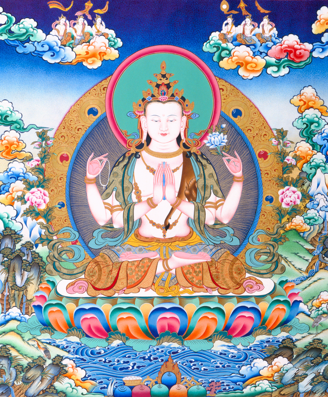 Sự tích Đức Phật Quán Thế Âm
